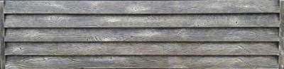 Секция бетонного забора под деревянную доску №37